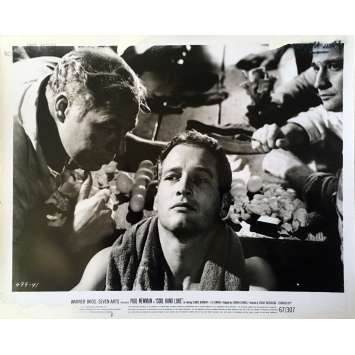 LUKE LA MAIN FROIDE Photo de presse N19 - 20x25 cm. - 1967 - Paul Newman, Stuart Rosenberg