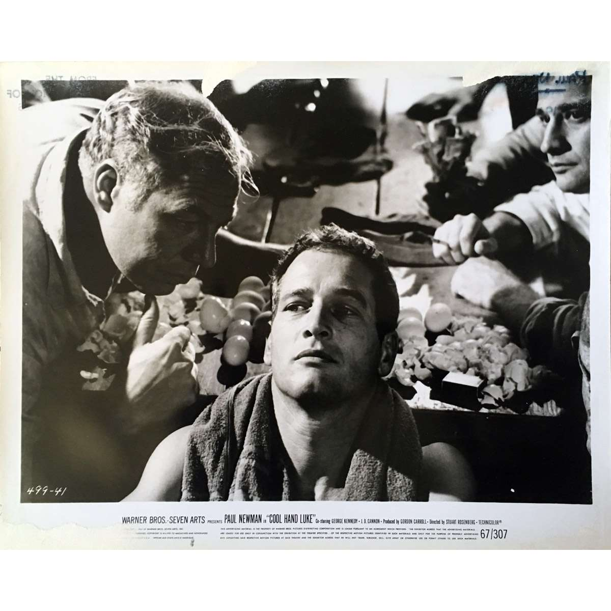 an analysis of cool hand luke a film by stuart rosenberg 1967 american prison drama film directed by stuart rosenberg edit language label description  cool hand luke (english) 0 references based on cool hand luke 0.