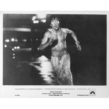 MARATHON MAN Photo de presse N02 - 20x25 cm. - 1976 - Dustin Hoffman, John Schlesinger