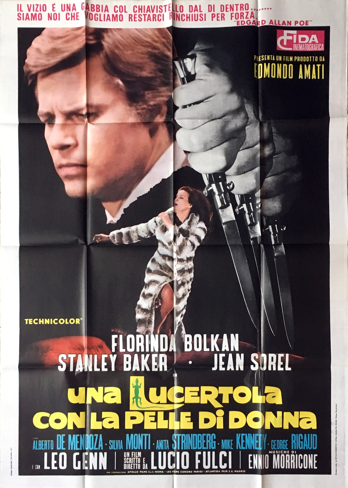 Original italian movie posters for sale, Vintage film posters from Italy