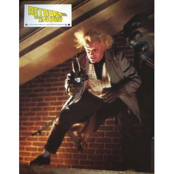 RETOUR VERS LE FUTUR Photo de film N2 21x30 - 1985 - Michael J. Fox, Robert Zemeckis