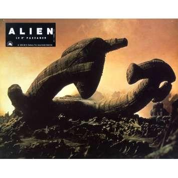 ALIEN Lobby Card N08 - 9x12 in. - 1979 - Ridley Scott, Sigourney Weaver