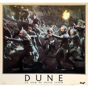 DUNE Photo de film N04 - 30x40 cm. - 1984 - Kyle McLachlan, David Lynch