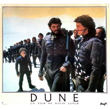 DUNE Photo de film N07 - 30x40 cm. - 1984 - Kyle McLachlan, David Lynch