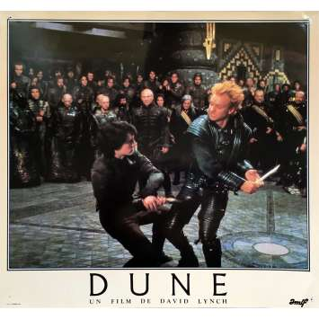 DUNE Lobby Card N08 - 12x15 in. - 1984 - David Lynch, Kyle McLachlan