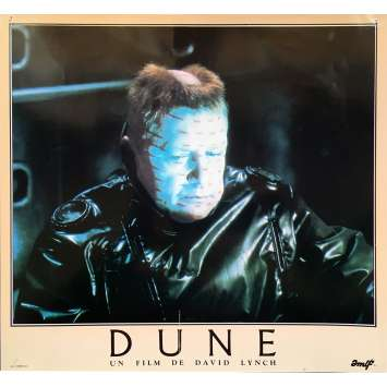 DUNE Lobby Card N09 - 12x15 in. - 1984 - David Lynch, Kyle McLachlan