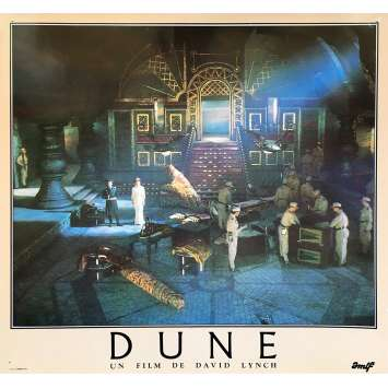 DUNE Photo de film N10 - 30x40 cm. - 1984 - Kyle McLachlan, David Lynch