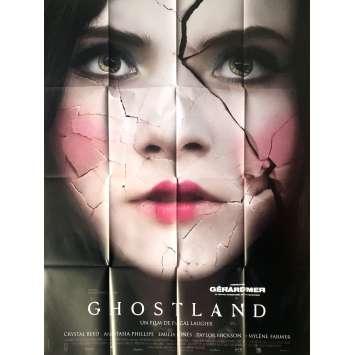 GHOSTLAND Affiche de film - 120x160 cm. - 2017 - Mylène Farmer, Pascal Laugier