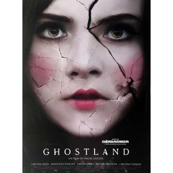 GHOSTLAND Movie Poster - 15x21 in. - 2017 - Pascal Laugier, Mylène Farmer