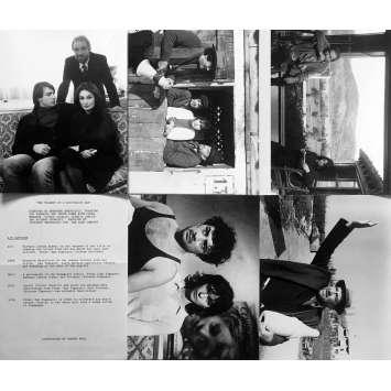 THE TRAGEDY OF A RIDICULOUS MAN x5 Movie Stills - 8x10 in. - 1981 - Bernardo Bertolucci, Anouk Aimée