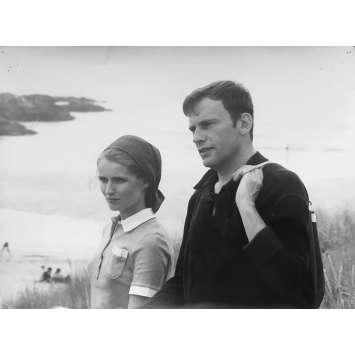 MY NIGHT AT MAUD'S N06 Movie Still - 12x15 in. - 1969 - Eric Rohmer, Jean-Louis Trintignant