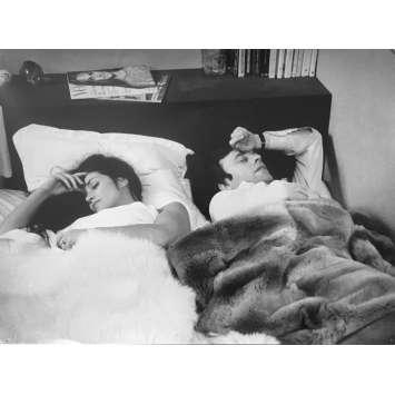 MY NIGHT AT MAUD'S N04 Movie Still - 12x15 in. - 1969 - Eric Rohmer, Jean-Louis Trintignant