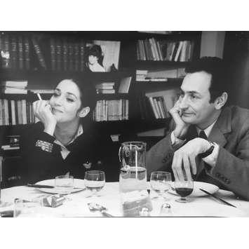 MY NIGHT AT MAUD'S N03 Movie Still - 12x15 in. - 1969 - Eric Rohmer, Jean-Louis Trintignant