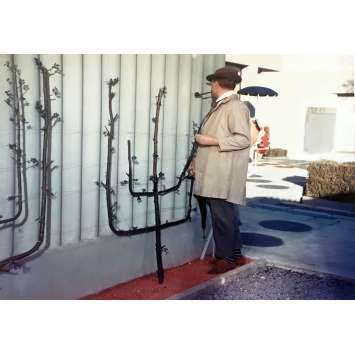 MON ONCLE Movie Still - 12x15 in. - R1970 - Jacques Tati, Jean-Pierre Zola