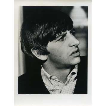 QUATRE GARÇONS DANS LE VENT Photo de presse N06 - 12x16,5 cm. - 1964 - The Beatles, Hard Day's Night