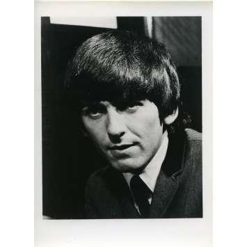 QUATRE GARÇONS DANS LE VENT Photo de presse N05 - 12x16,5 cm. - 1964 - The Beatles, Hard Day's Night