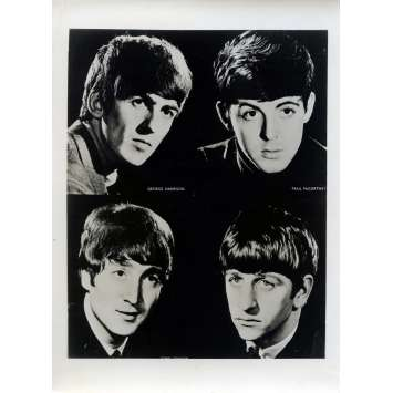 A HARD DAY'S NIGHT Movie Still N02 - 4,8x6,5 in. - 1964 - Richard Lester, The Beatles