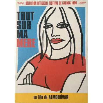 ALL ABOUT MY MOTHER Pressbook 24 pages - 9x12 in. - 1999 - Pedro Almodovar, Cecilia Roth