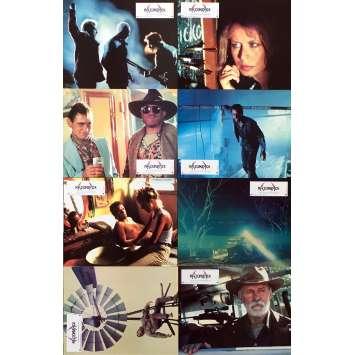 RAZORBACK Photos de film x8 - 21x30 cm. - 1984 - Gregory Harrison, Russell Mulcahy