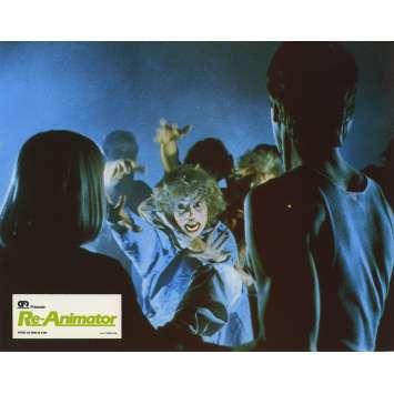 RE-ANIMATOR Photo de film N08 - 21x30 cm. - 1985 - Jeffrey Combs, Stuart Gordon