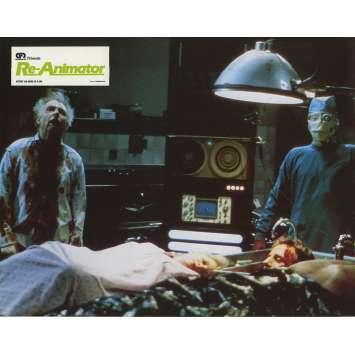 RE-ANIMATOR Photo de film N05 - 21x30 cm. - 1985 - Jeffrey Combs, Stuart Gordon