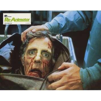 RE-ANIMATOR Photo de film N02 - 21x30 cm. - 1985 - Jeffrey Combs, Stuart Gordon