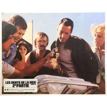 LES DENTS DE LA MER 2E PARTIE Photo de film N04 - 21x30 cm. - 1978 - Roy Sheider, Jeannot Szwarc