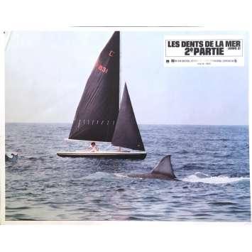 LES DENTS DE LA MER 2E PARTIE Photo de film N02 - 21x30 cm. - 1978 - Roy Sheider, Jeannot Szwarc