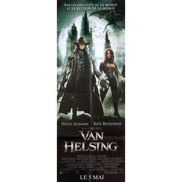 VAN HELSING Movie Poster - 23x63 in. - 2004 - Stephen Sommers, Hugh Jackman