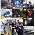 BATTLETRUCK Lobby Cards Set - 1981 - Post apocalyptic sci-fi