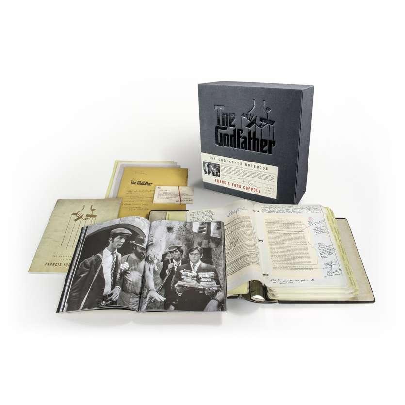 LE PARRAIN Réplique - 20x25 cm. - 1972 - Marlon Brando, Francis Ford Coppola