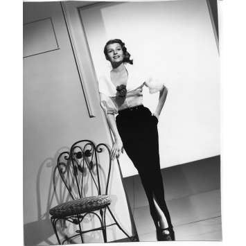 RITA HAYWORTH Photo de presse N06 - 20x25 cm. - 1954 - 0, 0