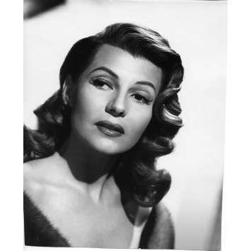 RITA HAYWORTH Photo de presse N05 - 20x25 cm. - 1954 - 0, 0