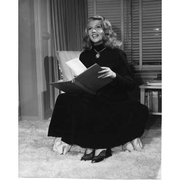 RITA HAYWORTH Photo de presse N01 - 20x25 cm. - 1954 - 0, 0
