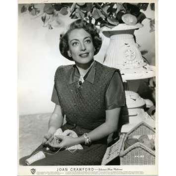 JOAN CRAWFORD Movie Still N03 - 8x10 in. - 1950 - 0, 0