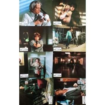 FOU A TUER Photos de film x8 - 21x30 cm. - 1986 - Klaus Kinski, David Schmoeller