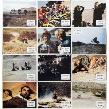 LES MOTOS DE LA MORT Photos de film x12 - 21x30 cm. - 1979 - Marc Alaimo, Don Hulette