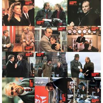 LA MAISON RUSSIE Photos de film x12 - 21x30 cm. - 1990 - Michelle Pfeiffer, Sean Connery