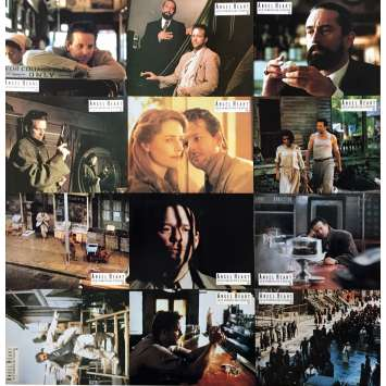 ANGEL HEART Original Lobby Cards x12 - 9x12 in. - 1987 - Alan Parker, Robert de Niro