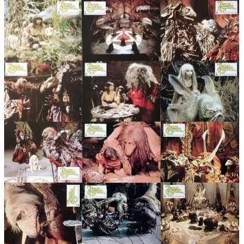 DARK CRYSTAL Photos de film x12 - 21x30 cm. - 1982 - Franck Oz, Jim Henson