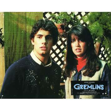 GREMLINS Photo de film N04 - 21x30 cm. - 1984 - Zach Galligan, Joe Dante