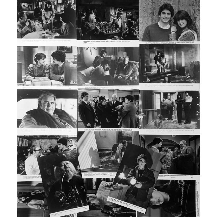 GREMLINS Presskit avec 17 photos - 21x30 cm. - 1984 - Zach Galligan, Joe Dante