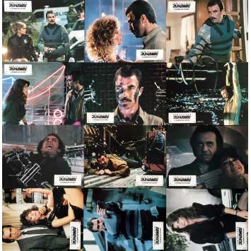 RUNAWAY Photos de film x12 - 21x30 cm. - 1984 - Tom Selleck, Michael Crichton