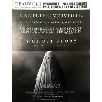 A GHOST STORY Affiche de film - 40x60 cm. - 2017 - Rooney Mara, David Lowery