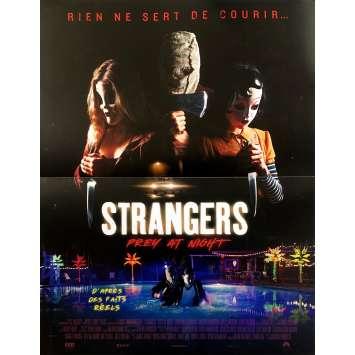 THE STRANGERS : PREY AT NIGHT Affiche de film - 40x60 cm. - 2018 - Christina Hendricks, Johannes Roberts