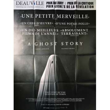 A GHOST STORY Affiche de film - 120x160 cm. - 2017 - Rooney Mara, David Lowery