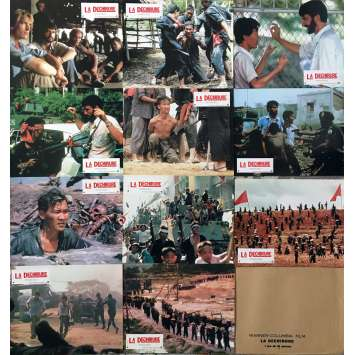 LA DECHIRURE Photos de film x11 - 21x30 cm. - 1984 - Sam Waterston, Roland Joffé