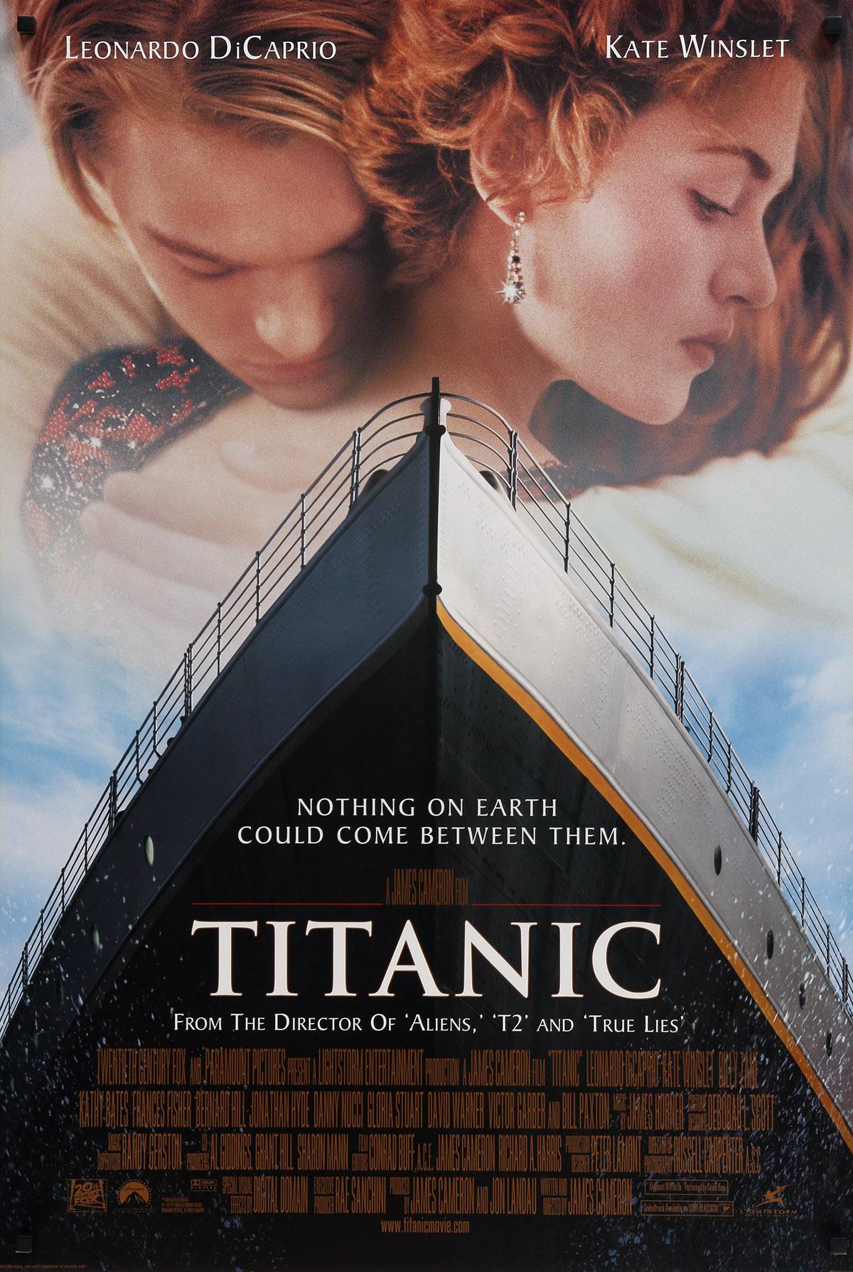 """Résultat de recherche d'images pour """"titanic affiche"""""""