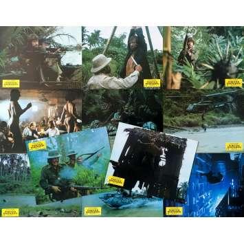 PORTES DISPARUS Photos de film x11 - 21x30 cm. - 1984 - Chuck Norris, Joseph Zito