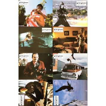 ULTIME VIOLENCE Photos de film x8 - 21x30 cm. - 1983 - Sho Kosugi, Sam Firstenberg